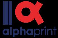 logo alphaprint